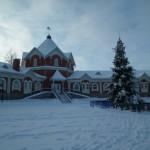 «Клинское подворье»-музей елочных игрушек